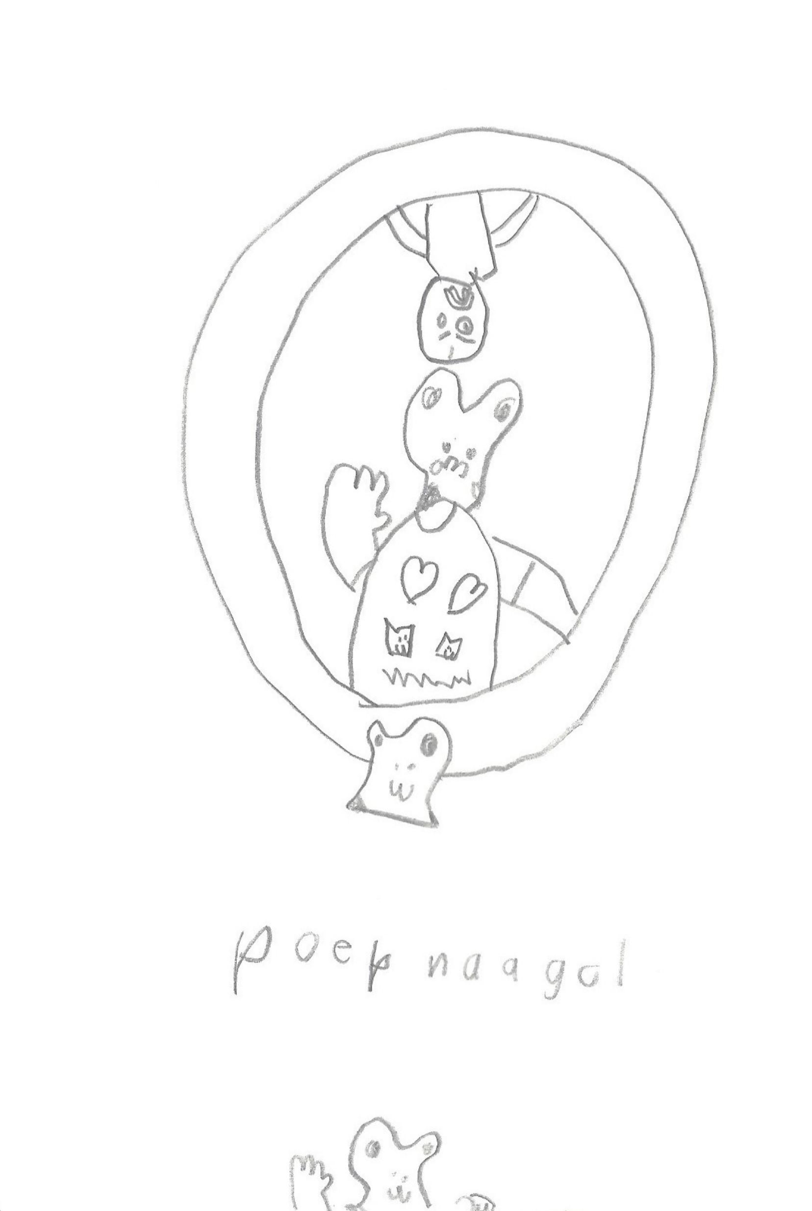 Voorpagina Poepnaagol 10