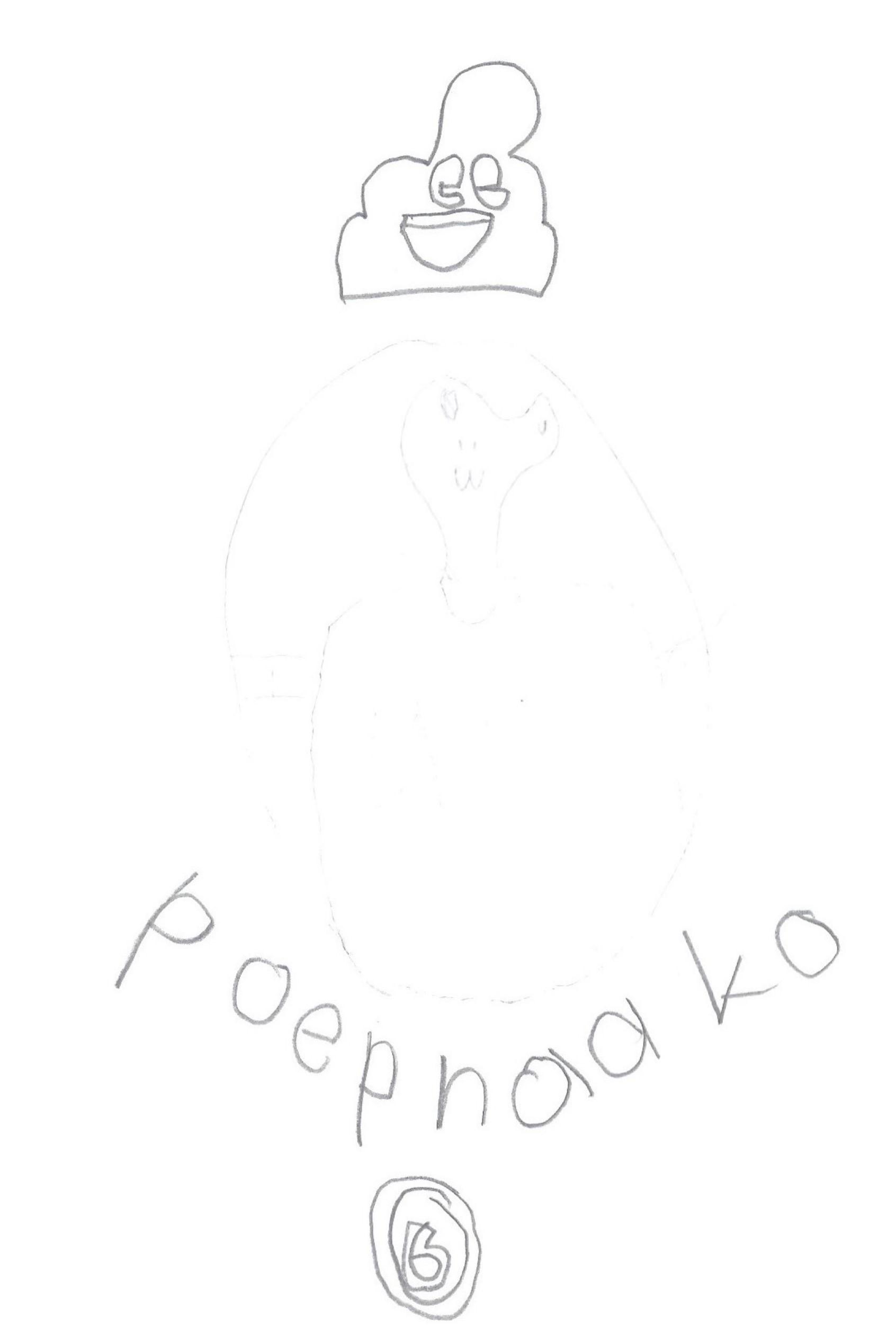 Voorpagina Poepnaagol 6