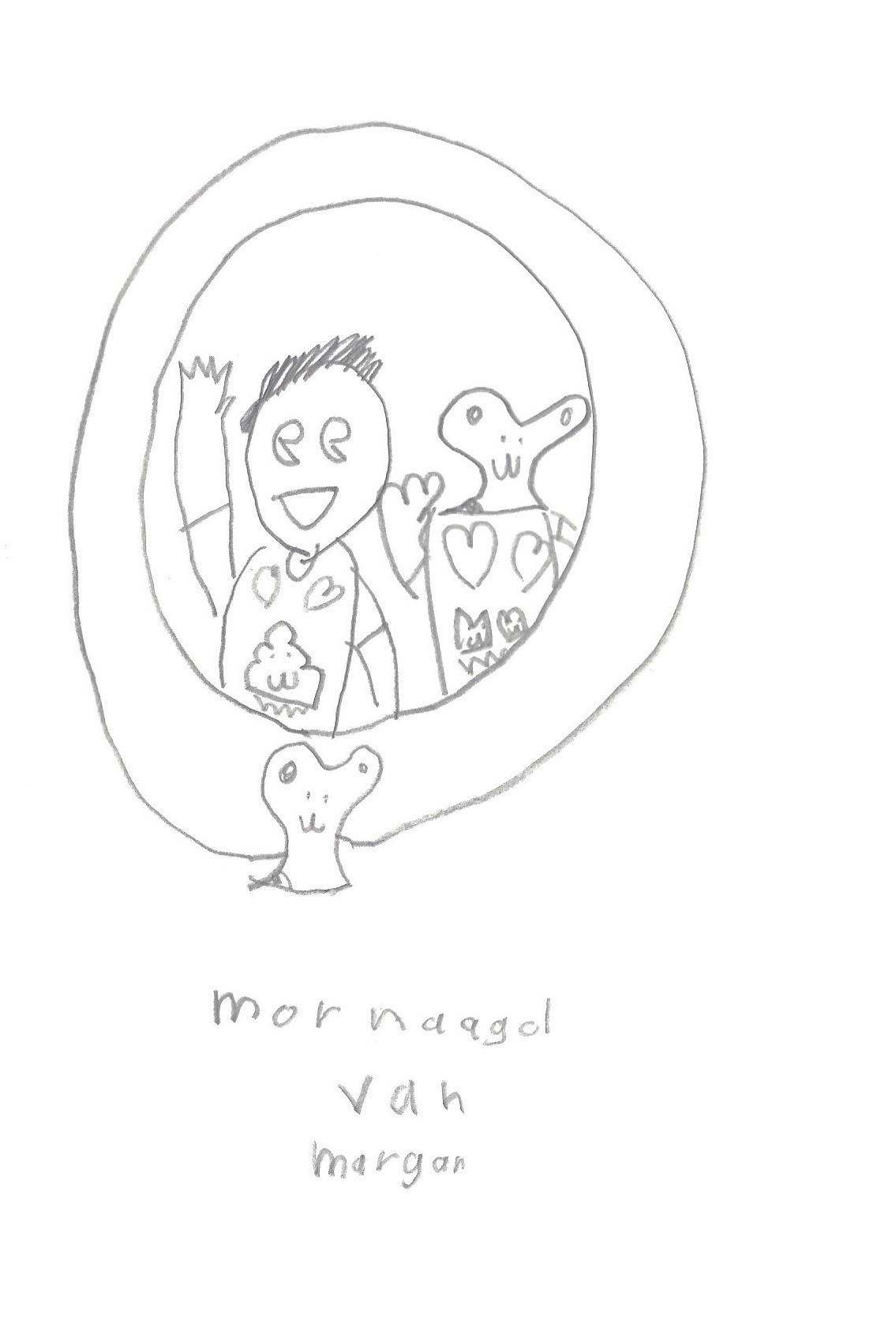 Poepnaagol 16 Mornaagol voorpagina
